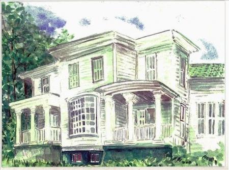 Bolton House Est.1870, Private Hilltop View .4 mi.Walk to Town Center
