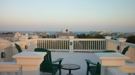 September Special; Amazing Villa With Rooftop Ocean Views