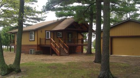 Pelican Lake Rental Cabin