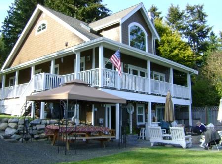 Vashon's KVI Beach House: Now Taking Summer 2020 Bookings