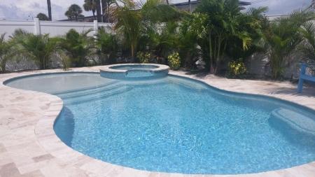 3 Bed 2 Bath Bungalow Block To Beach Heated Pool Spa FREE WiFi