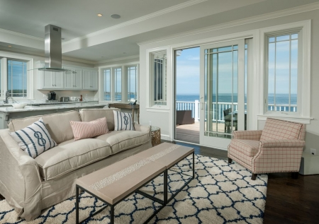 Brand New With Amazing Unobstructed Bold Oceanfront Views 3 Bedrooms 2.5 Baths