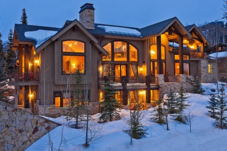 Ski-in Ski-Out Home 7bdrm sleeps 18+ Canyons Park City Mountain - 8600 SF