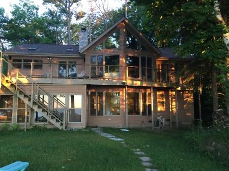 The Newest Most Beautiful House On Beautiful Lake Michigan Missing Beach