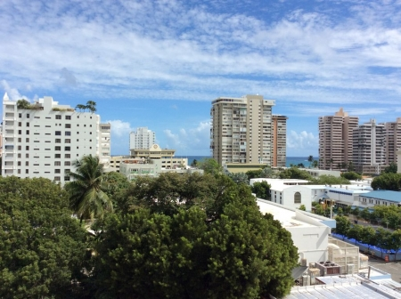 Gorgeous Apartment In Condado Close To Best Beaches Of San Juan