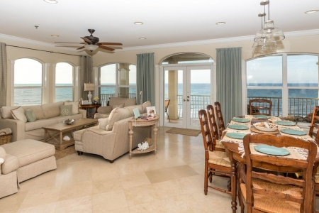 Spectacular Penthouse Views: Gulf Front Seacrest Beach-between Alys & Rosemary