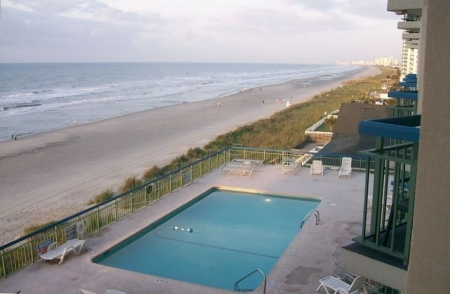 WHAT A VIEW  - DIRECT OCEANFRONT - 5 Star Condo - SEE REVIEWS