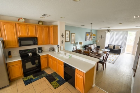 Bayshore Beauty a Vista Cay resort 3 bedroom 3.5 bath town home Your home away from home.