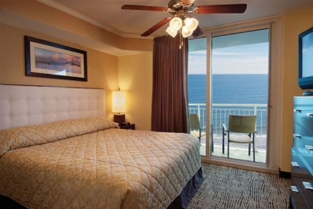 2 BR Suite at Wyndham Vacation Resorts Towers on the Grove at North Myrtle Beach