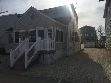 Avg$165/NtFall New Deco4BR Lavallette Home, Sleeps 8,OS Shwr, A/C Incl 8 BchTags
