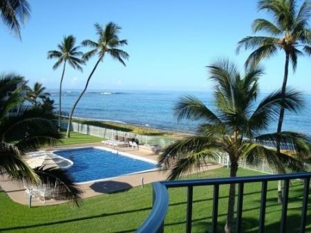 Sandy Ocean/Beach Front Oasis, West Oahu, HI, Luxury, 1bed, nr KoOlina,