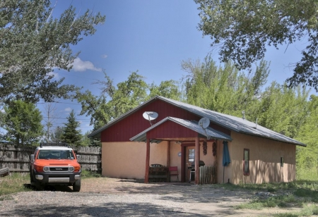 Paradise Creek Casita - Questa - 20 miles from Taos 10 miles from Red River