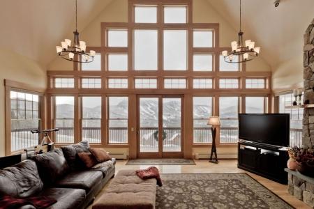 Luxury Estate w/Ski Mntn Views, Pool, Hot Tub, , Billiards, Air Hockey