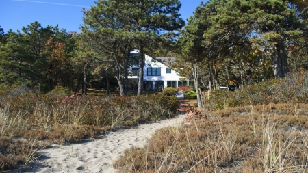 Sunny Popham Beachfront House located on the best beach in Maine