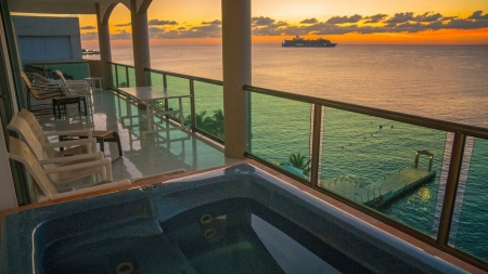 Casa Phoenix Cozumel — The #1 Rated Vacation Rental Condo Beachfront El Cantil Mexico!