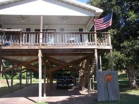 Cabin House 29 Spring River - Hardy, Arkansas - Canoe - Fish - Hunt -Shop -RafT