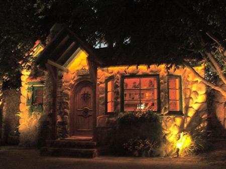 The Enchanted Manor- A Magical Hidden Oasis- Paradise