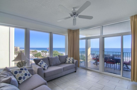 Jade East Beach Front Condo 310 with Spectacular Views!