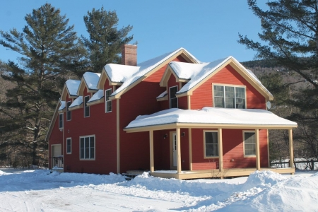 Five bedroom house 2 miles from Sunday River