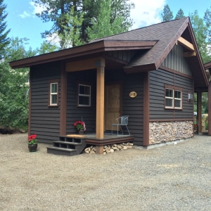 Secluded Cabin Near Downtown McCall, Idaho