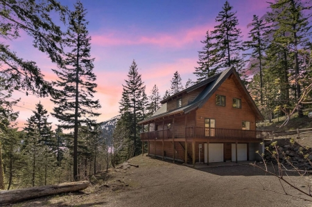 25 OFF! Private Cabin in the Woods Nr Suncadia-Amazing Views-Game Rm-Hot Tub