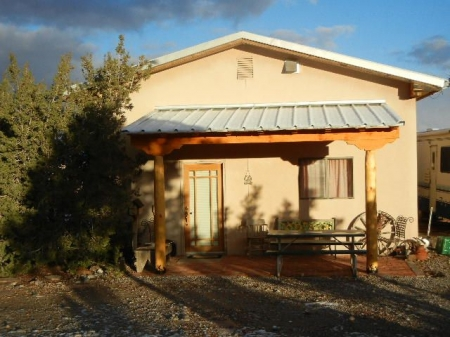 Charming Western Guest House in Placitas; Peaceful Yet Close